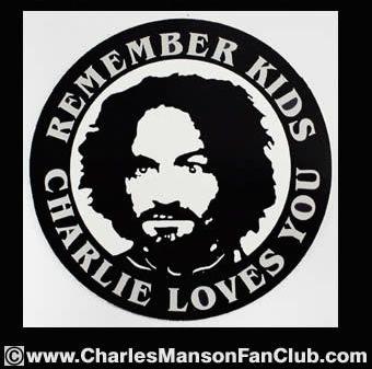charles manson fanclub