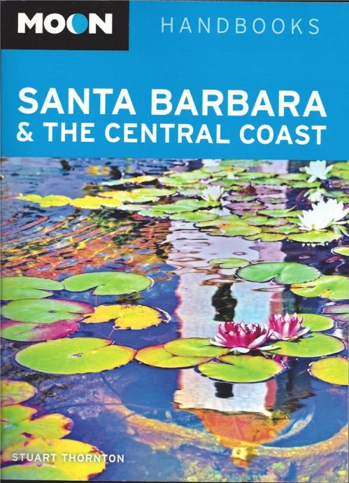 moon handbook Santa Barbara and the Central Coast