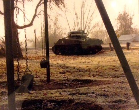 weapons in park tank brandon follett